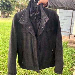 Michael Kors Men's Wool Coat
